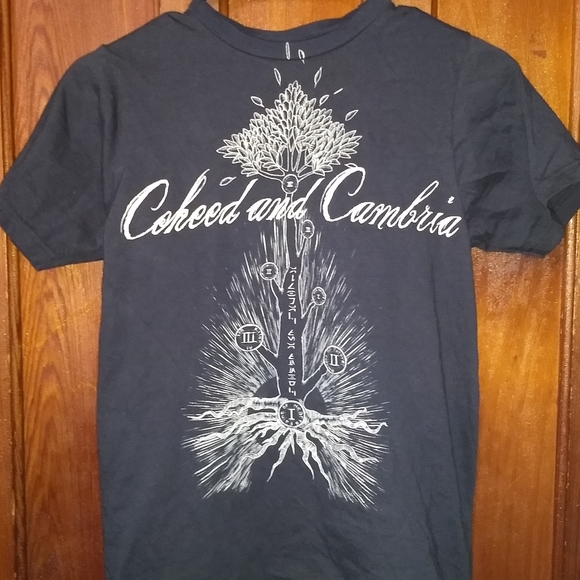Coheed and Cambria Other - COHEED AND CAMBRIA 2007 TOUR T-SHIRT 👕 Rock Music